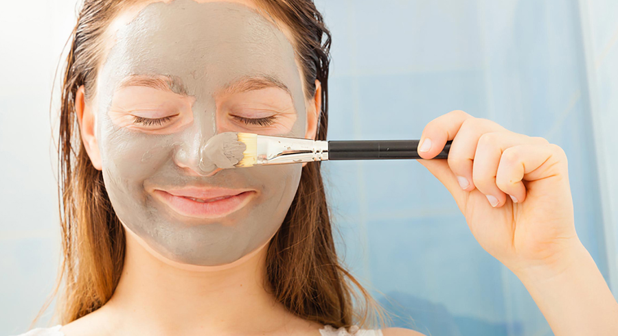 Facial in your own home