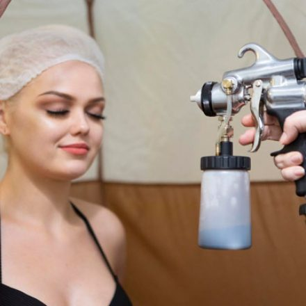 What Type Of Benefits Can You Get From Using An Air Brush Spray Tanning