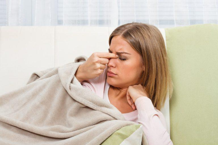 All You Want To Know About Sinus Headaches