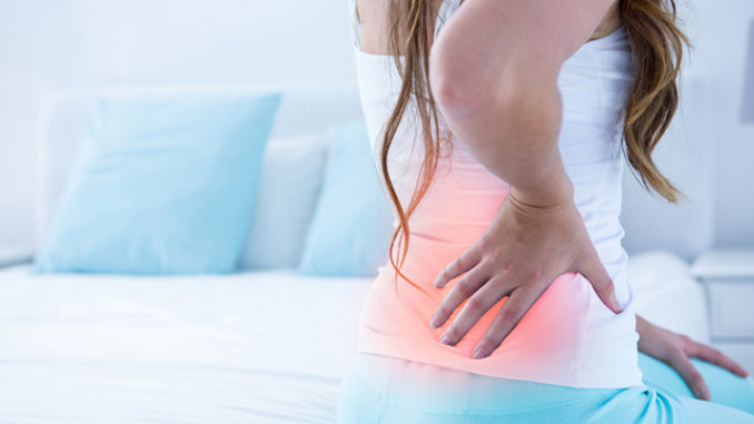 Rid Of Back Pain by Changing