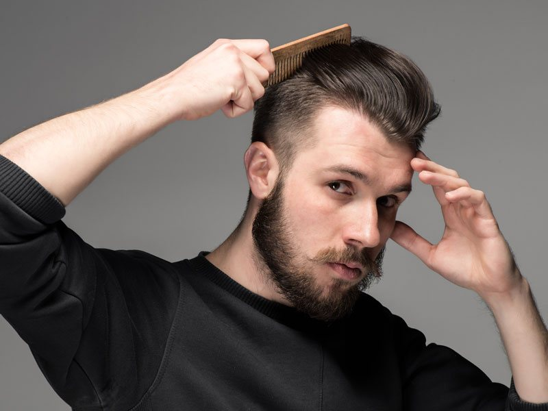 WHY YOU SHOULD OPT FOR A HAIR TRANSPLANT?