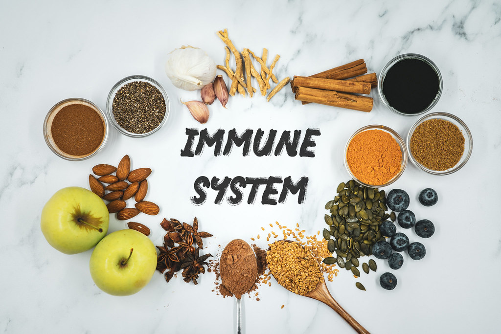 Ways of boosting your immune system