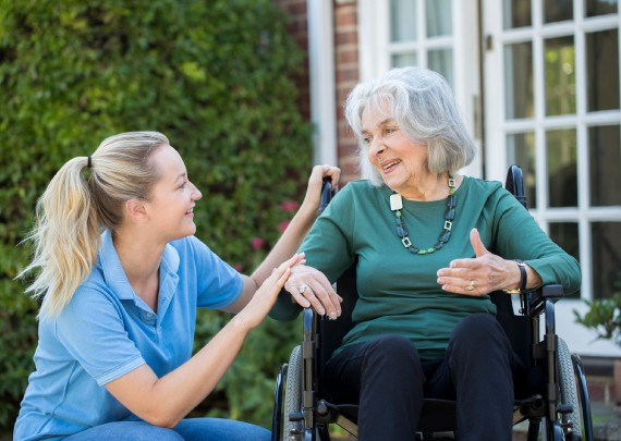 Home Supportive Services
